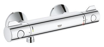 Grohe Grohtherm 800 termosztátos zuhanycsaptelep; , Fürdőszobai csaptelepek 34558000